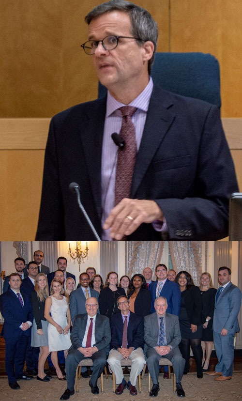 Pileggi Lecture Photos 2018