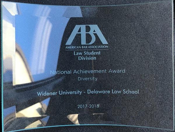 ABA Diversity Award
