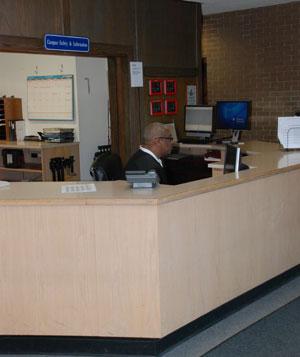 Campus Safety Desk