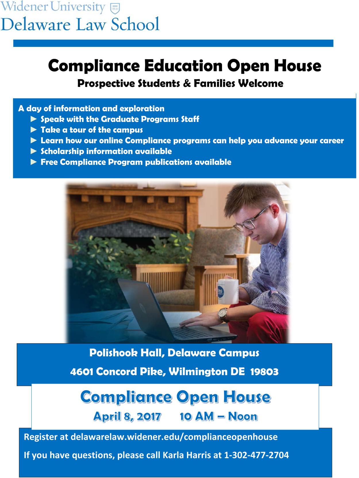 Compliance Open House