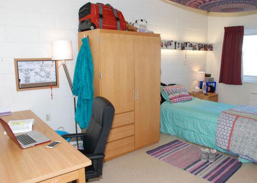Concord Hall Dorm Room 2