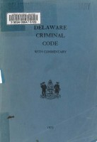 delaware criminal code cover