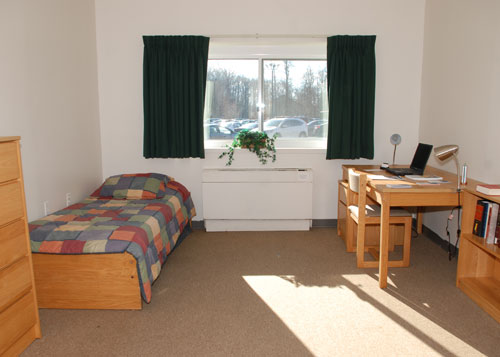 Shipley Hall Dorm Room 1
